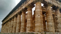 Trying to think of a clever title but I dont want to sound like a Doric - Greek Temples at Paestum Italy