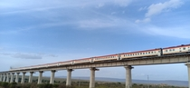 Tsavo Railway Bridge Kenya