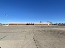 Tucumcari New Mexico - January