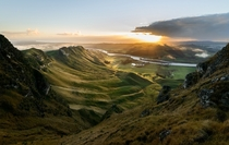 Tuki Tuki Valley from Te Mata Peak Hawkes Bay New Zealand Photo by Andrew Caldwell