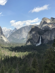 Tunnel View at Yosemite National Park One of my favorite places to visit