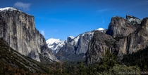 Tunnel View - Yosemite National Park One of the most beautiful places I have had the chance to visit It is unreal