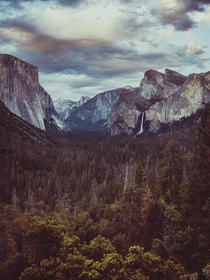 Tunnel Vision Yosemite National Park Easily on of the best locations for landscape photography Ive witnessed