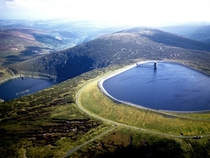 Turlough Hill pumped-storage hydroelectricity plant Co Wicklow Ireland