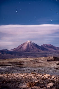 Twilight in Moon Valley Atacama