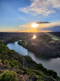 Twin Falls Idaho Summer