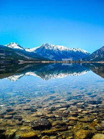 Twin Lakes Colorado by imgur user VainJangling