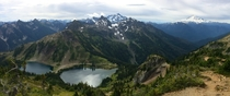Twin Lakes Washington