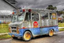 Twisted Metal-SweetTooth IRL Abandoned ice cream truck