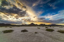 Two hours west of Salt Lake City are the Bonneville Salt Flats one of my favorite places to watch a sunset  x