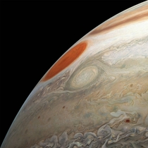 Two massive storms on Jupiter