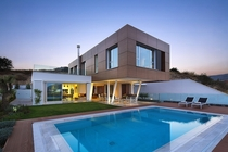 Two-storey Residence in Cyprus by Marinos Marinou