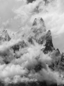 Uli Biaho  m Karakoram Pakistan  By Colin Prior