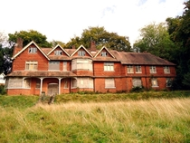 Undershaw Sir Arthur Conan Doyles abandoned home near Haslemere UK