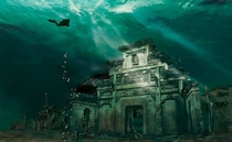 Underwater City - Shicheng China