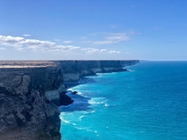 unedited snap of the Great Australian Bight SA