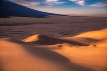 Unforgettable Sand Dune Sunrise Great Sand Dunes National Park CO