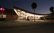 Union  Gas Station in Los Angeles California