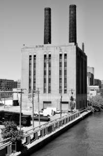 Union Station Power House  West Taylor Street Chicago