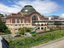 Union Station Tacoma WA Now used as the US District Courthouse