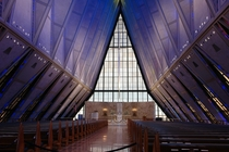United States Air Force Chapel Colorado Springs