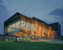 University of Arizona Stevie Eller Dance Theatre designed by Donna Barry and Jose Pombo