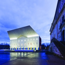 University of Tartu Narva College Narva Estonia by Kavakava architects