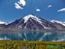 Unreal Karambar Lake Broghil Valley Pakistan  By Akram Attari