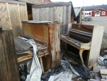 Unwanted pianos Gvle Sweden