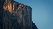 Up close and personal with El Capitan Yosemite National Park