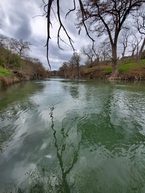 Upper Guadalupe River Texas  x