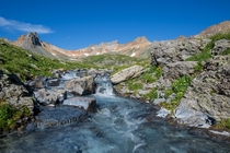 Upper Ice Lake Basin Colorado