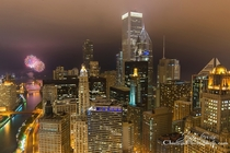 Urban Fireworks Chicago