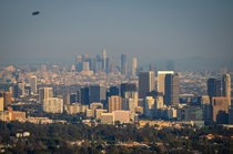 Urban Los Angeles Century City and Downtown    Steve Hymon