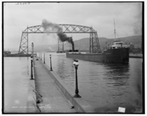 US ship canal Duluth Minnesota