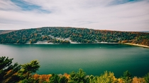 Us Wisconsinites are lucky to have Devils Lake State Park especially in the fall