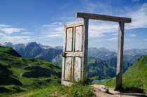 Use your imagination rAbandonedporn and step into the past Oberstdorf Germany Photo by Dominic Walter