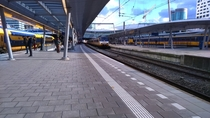 Utrecht Centraal railway station The Netherlands