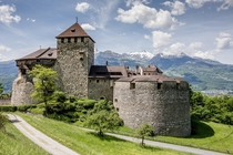 Vaduz Castle Liechtenstein The official residence of the Prince of Liechtenstein Not open for the public