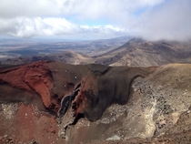 Vagina I mean volcano porn  Mt Tongariro NZ