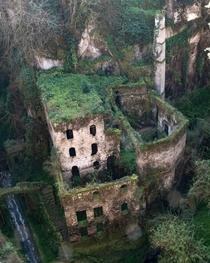 Valle dei Mulini Valley of the Mills Sorrento Italy