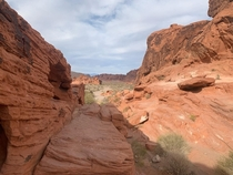 Valley of Fire State Park- just outside of Las Vegas Nevada