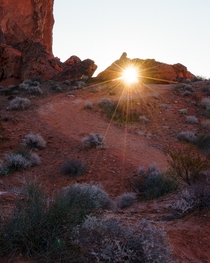 Valley of Fire State Park NV