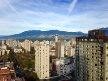 Vancouver BC from a different angle