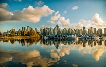Vancouver British Columbia Photo credit to Mike Benna