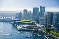 Vancouver Convention and Exhibition Center by LMN Architects