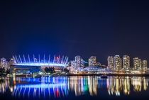 Vancouver Night-Lights