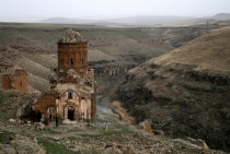 Vanishing Medieval Armenian City Ani Known as the City of a  Churches Kars Turkey