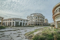 Varosha Cyprus abandoned after turkish invasion