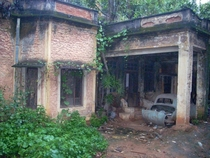 Vas Villa St Marks road Bangalore Haunted home of India where a woman was stabbed to death in her own room